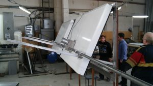 Оборудование для вентиляции овощехранилищ монтаж и производство